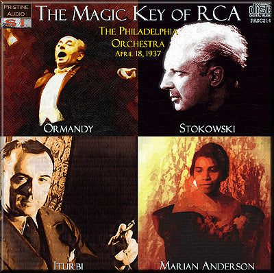 The Magic Key of RCA, April 18, 1937 - PASC214