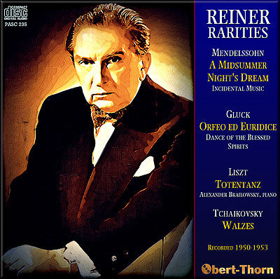 REINER Rarities, Volume 1 (1950-53) - PASC235