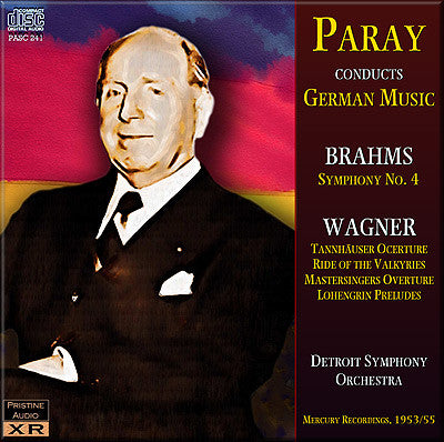 PARAY conducts German Music (1953/55) - PASC241