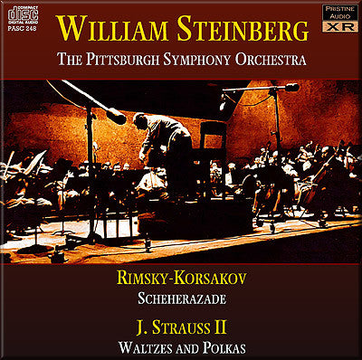 STEINBERG conducts Rimsky-Korsakov and Strauss (1953/55) - PASC248