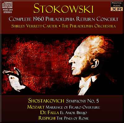 STOKOWSKI'S Return to Philadelphia (1960) - PASC264