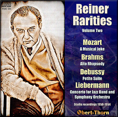 REINER Rarities Volume 2 (1950-54) - PASC294