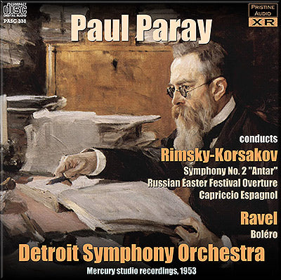 PARAY conducts Rimsky-Korsakov and Ravel (1953) - PASC338