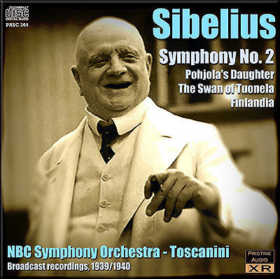 TOSCANINI conducts Sibelius (1939/40) - PASC364