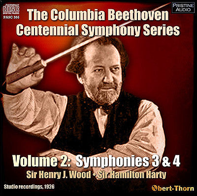 The Columbia Beethoven Centennial Symphony Series, Volume 2 (1926) - PASC386