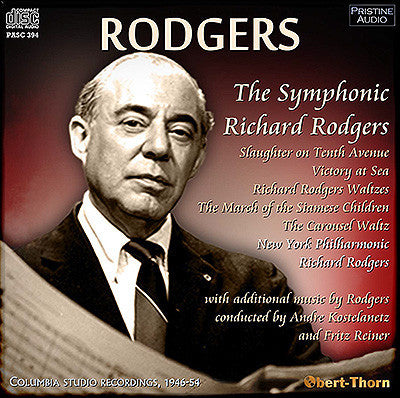 RODGERS The Symphonic Richard Rodgers (1946-54) - PASC394