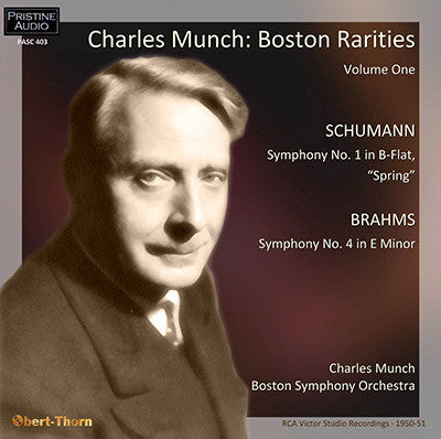 MUNCH Boston Rarities Volume 1 (1950/51) - PASC403