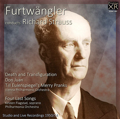 FURTWÄNGLER conducts Richard Strauss (1950/54) - PASC407