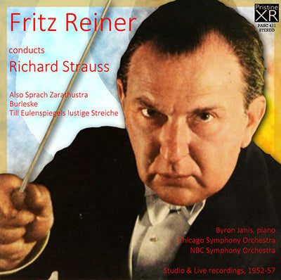 REINER conducts Richard Strauss (1952-57) - PASC411
