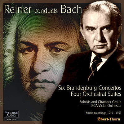REINER conducts Bach (1949-53) - PASC425