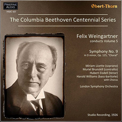 The Columbia Beethoven Centennial Symphony Series, Volume 5 (1926) - PASC427