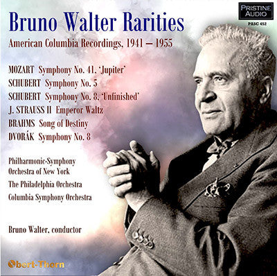 WALTER Rarities: American Columbia Recordings (1941-55) - PASC452