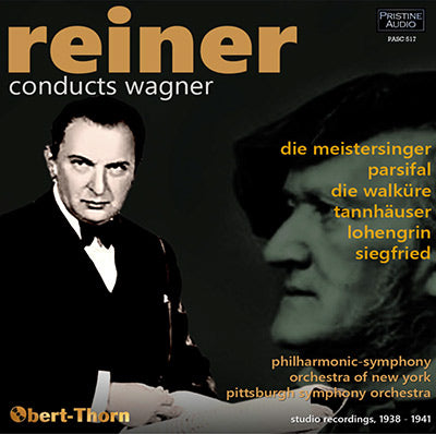 REINER conducts Wagner (1938-41) - PASC517