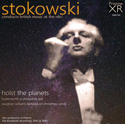STOKOWSKI conducts British music at the NBC (1943/44) - PASC546