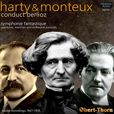 HARTY and MONTEUX conduct Berlioz (1927-35) - PASC551