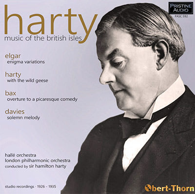 HARTY conducts Music of the British Isles (1926-35) - PASC592
