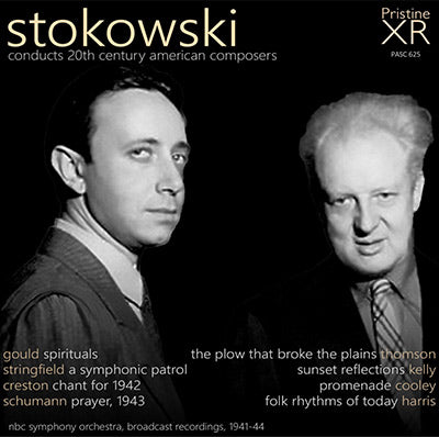 STOKOWSKI conducts 20th Century American Composers (1941-44) - PASC625