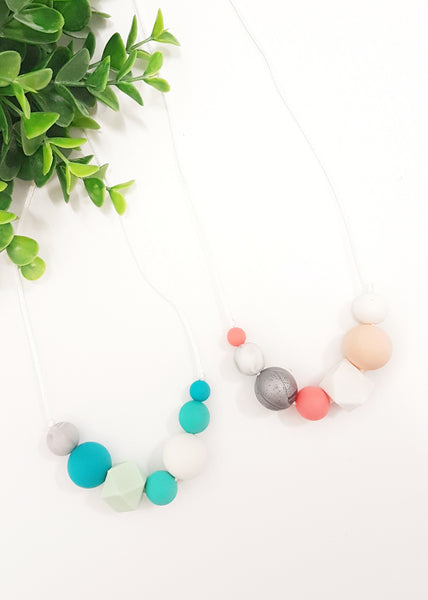A minimalist design that is ultra modern and super light weight - Moda Necklace - Bowerbird Creations