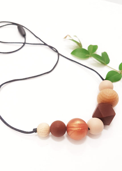 Moda Necklace - Bowerbird Creations