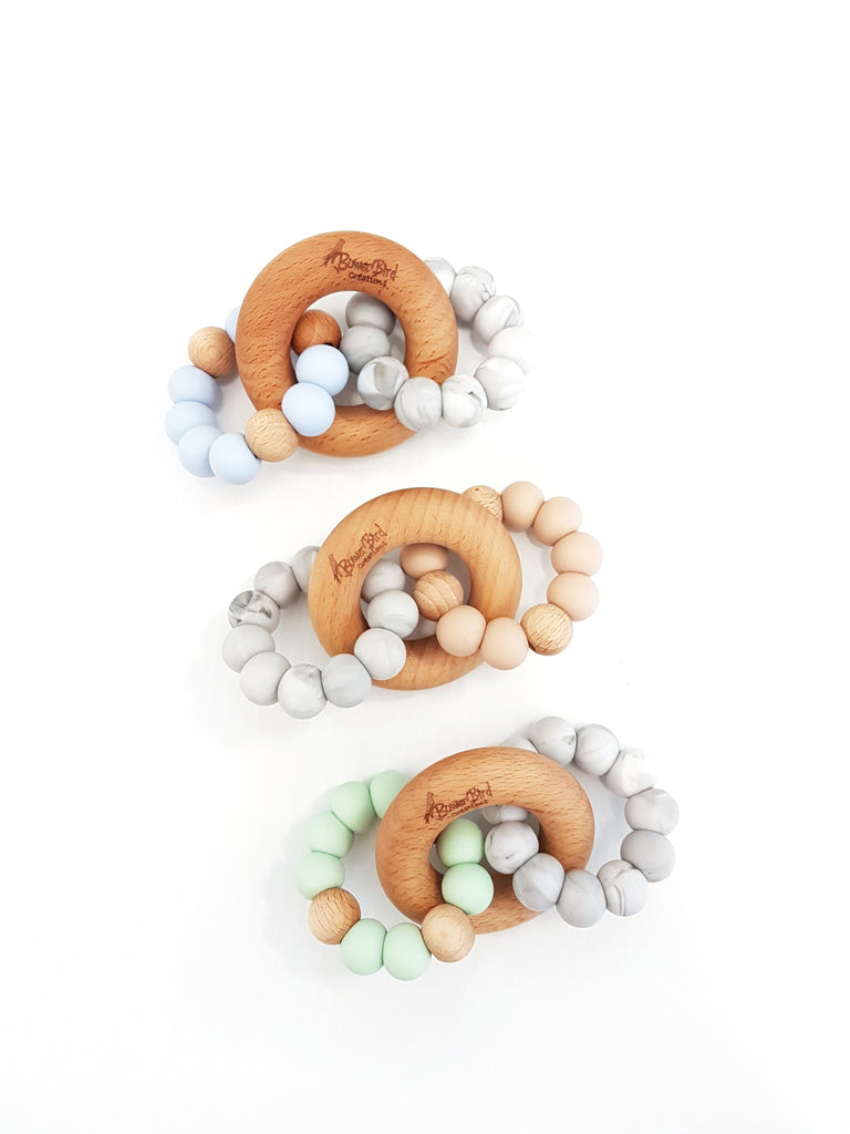 Wonderous Teether - Bowerbird Creations