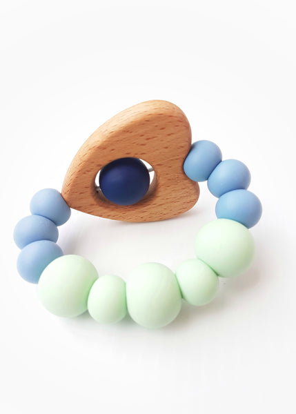 Valentino Teething Toy - Bowerbird Creations