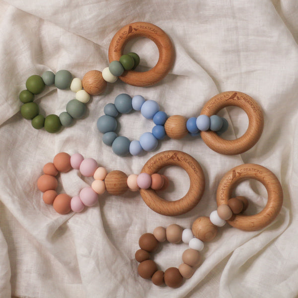 Infinity Teething Toy A/W 2021