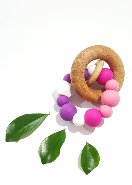 Eclipse Teething Toy - Bowerbird Creations