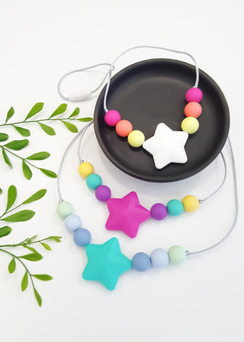 Twinkle Children's Necklace - Bowerbird Creations