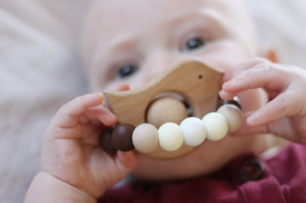 Rattle 'n' Tweet Teething Toy