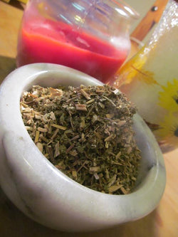 Agrimony, Cut and Sifted Herbs