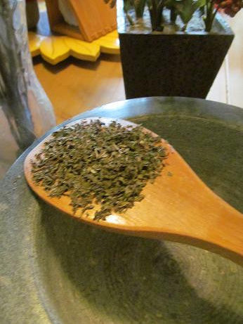 Peppermint Tea - Organic Peppermint leaf