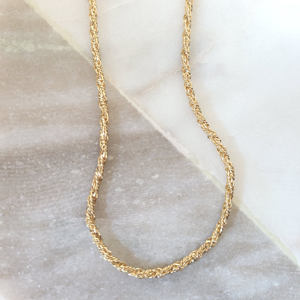 Barcelona Rope Necklace