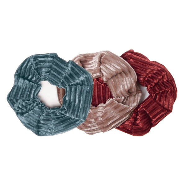 Ribbed Scrunchies (More colors)