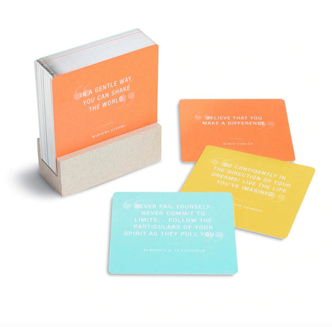 Weekly Reflections Card Set