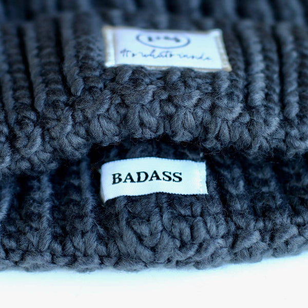 It's What's Inside Beanie (Choose Your Word)