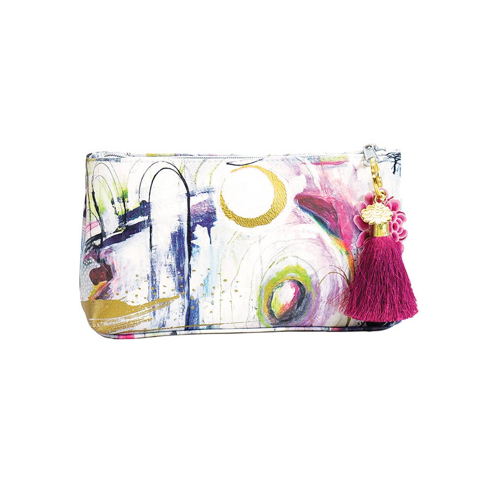 Brushstrokes Pouch