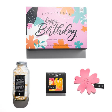 Happy Birthday 3-Piece Gift Set