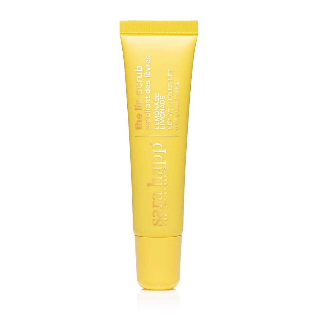 Lemonade Lip Scrub Tube
