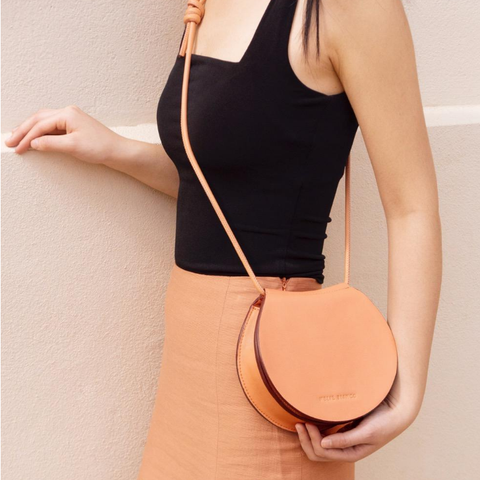 Kayla Vegan Crossbody Bag