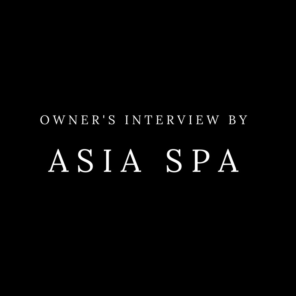 Interview by Asia Spa for Kocoon Spa