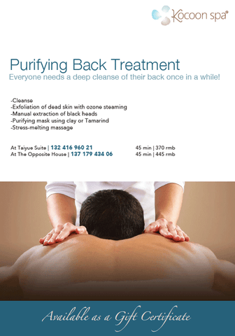 Back-treatment