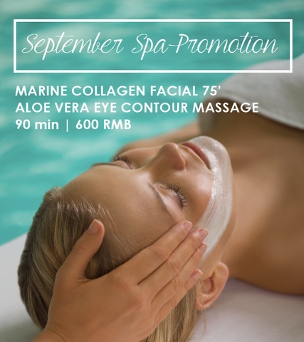 September Spa Promotion
