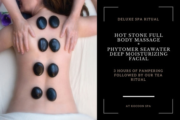 Kocoon Deluxe Spa Ritual