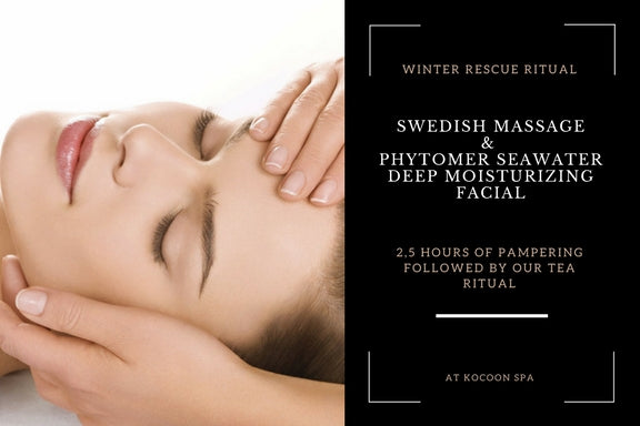 Kocoon Winter Rescue Spa Ritual