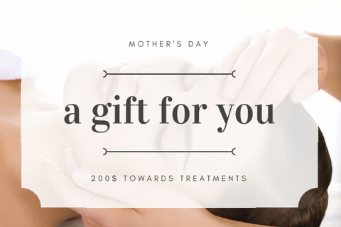 Mother's Day 200$ Certificate