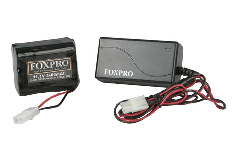 FOXPRO 10 Cell Lithium Battery Kit