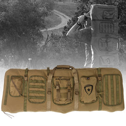 Air Armor Tech Mid-Length Gun Case