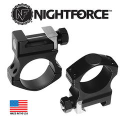 Nightforce X-Treme Duty Ultralite™ Scope Rings