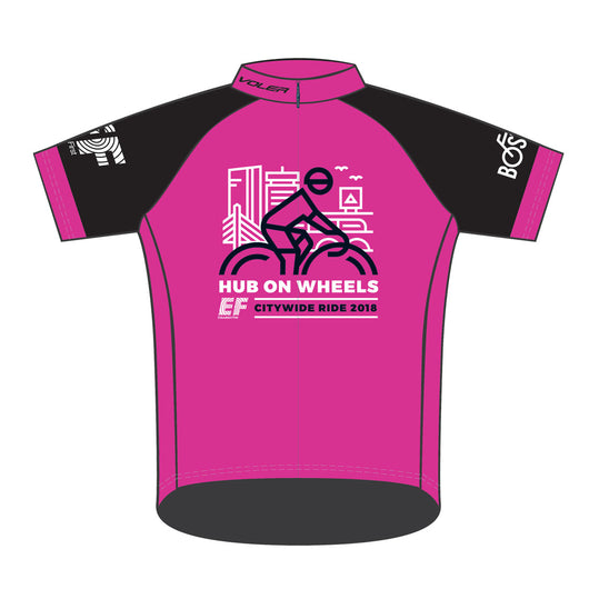 Women's 2018 Cycling Jersey