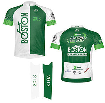 Men's 2013 Cycling Jersey